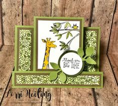 Lorri Heiling AniMaL oUtiNg CASE from Cindy Brumbaugh Stamnpin' Up Animal Outing