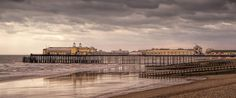 The Hastings Pier in East Sussex Gary Stamp of Dover, Kent
