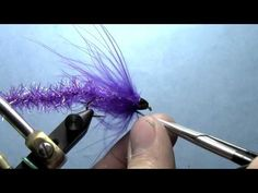 Fly Tying with Ryan- BASS Worm