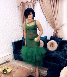 Green with Envy🍀👌🍀 @st.margaretofficial #naija_party_owanbe