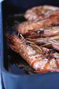 Shrimp - Cap Ferret