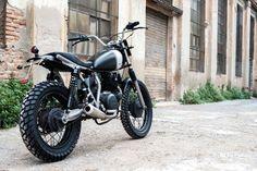 yamaha,sr250,custom,scrambler,tracker,cafe racer,bobber,corb motorcycle