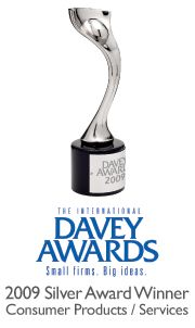 The Davey Awards is an international creative award focused exclusively on honoring outstanding creative work from the best small firms worldwide. The 2009 Davey Awards received over 4,000 entries from ad agencies, interactive agencies, production firms, in-house creative professionals, graphic designers, design firms, and public relations firms. Promotional Pens, International Relations, Consumer Products, Graphic Designers, Public Relations, Design Firms, Make It Simple, Awards, Creative