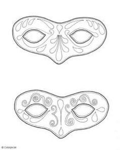 Image Search Results for mardi gras mask patterns