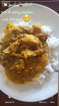 Trini Food, Dhal, Curry, Chicken, Ethnic Recipes, Kalay, Curries, Cubs