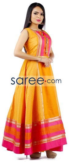 Choose from our largest collection of the latest Indian wedding clothes. Silk Anarkali Suits, Saree Gown, Sari Dress, Dress Out, Anarkali Dress, Salwar Suits, Indian Gowns Dresses, Indian Outfits, Kurta Designs