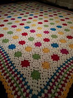 Ravelry: elinlo's Napkin Blanket