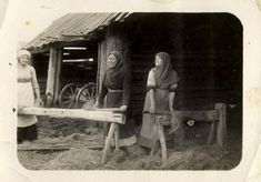 Peasant Everyday Life, Retro Photos | English Russia