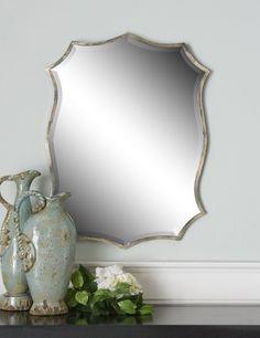 Migiana Metal Framed Mirror