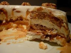 0769 Coffee – Coffee Tips Cookie Desserts, Something Sweet, Cake Cookies, Lasagna, Sweet Recipes, Expresso, Cheesecake, Food And Drink, Pie