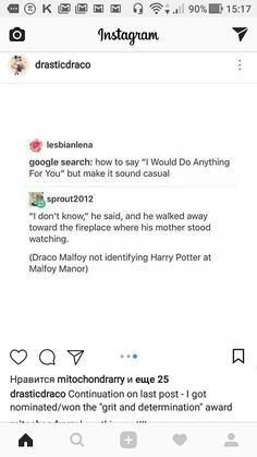 Idk I literally burst into tears because of it thank you very much #drarry