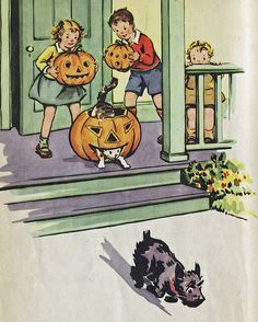 dick & jane halloween