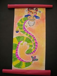 Chinese Dragons - I needed a change to my dragon project, this is it :)