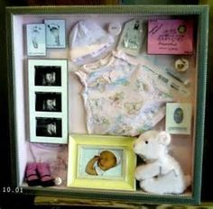 baby shadow box ideas - Yahoo! Image Search Results