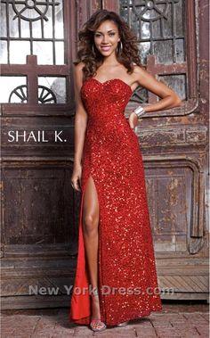 Shail K 3165 Dress - NewYorkDress.com