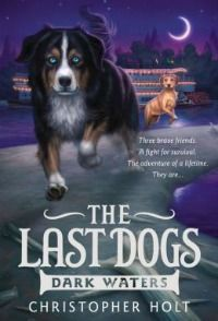 The Last Dogs Dark Waters by Christopher Holt (sci-fi) The second book in one of my new favorite series, Dark Waters continues where The Vanishing left off. The dogs continue their journey to find the missing humans. But in this adventure, they discover just what happened — science to increase animal's intelligence turned deadly. Will the super-smart pig and elephant at the zoo help the dogs or try to infect them with the virus? Very well written and action-packed!