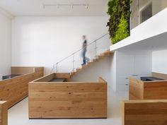 The Offices of Buck O'Neill Builders / Jones   Haydu