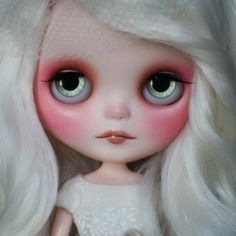 I would not be a blusher. OK, at 3 yrs old and maybe at 85 yrs old it is cute, but middle age bright red blushing is embarrassing.  (ok, I got that off my mind. now back to pinning)