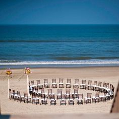 The hottest season for the beach and tropical weddings has officially begun, and if you are looking for some cool décor ideas, here we are! Wedding Ceremony Ideas, Beach Wedding Aisles, Ceremony Seating, Wedding Aisle Decorations, Wedding Set Up, Beach Ceremony, Wedding Seating, Trendy Wedding, Dream Wedding