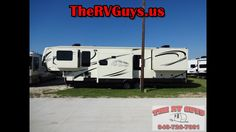 Stunning 5 Slide Front Living Full Timer 5Th Wheel Special! 2014 Big Cou...