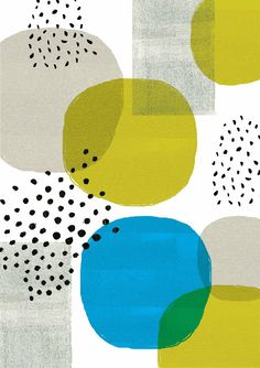 Abbey Withington: New = dots Pattern Art, Abstract Pattern, Pattern Design, Abstract Watercolor, Abstract Art, Watercolour, Textures Patterns, Print Patterns, Graphic Patterns
