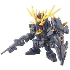 Mobile Suit Gundam UC BB WARRIOR : RX-0 Unicorn Gundam Unit 02 Banshee Norn