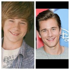 Luke benward!!! wait what the heck!!!! i cant figure out what he was in when he was little, i swear he was in a movie!