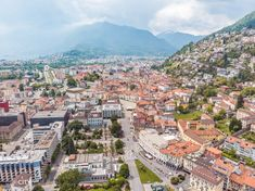 Locarno Tessin Sehenswürdigkeit Lugano, Paris Skyline, Travel, Wallis, Fitness Workouts, Beautiful, Garden & Outdoor, Vacation Travel, Beautiful Places