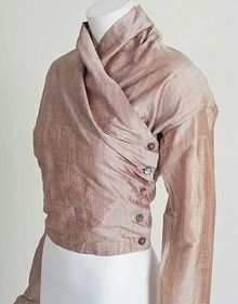 The Everyday Style: Textured raw silk jacket