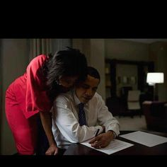 I love My President & His Wife!