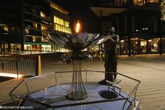 10 Must See Sights in Oslo on a Budget: Eternal Peace Flame