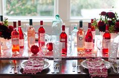 CAKE. | events + design: A Rosé Inspired Valentine's Day Luncheon
