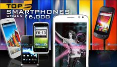 Best Smartphones Under 6000 INR (October 2015) Blog: http://blog.smartprix.com/best-smartphones-under-6000-inr-october-2015/