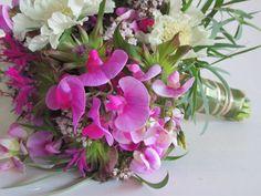Vicia & Scabiosa Bouquet