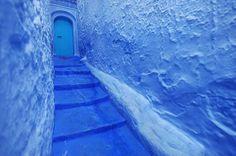 Шефшауэн - старый синий город в Марокко - Путешествуем вместе