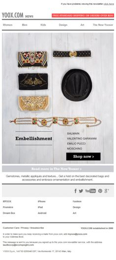 Embellished bags and accessories | Email Institute