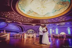 #floralterrace #wedding #weddingvenue #venue #bride #groom #firstdance #ballroom #weddingdress #longislandwedding #love Floral Park, First Dance, Affair, Terrace, Wedding Venues, Restoration, Plaster, Wedding Dresses, Bride Groom