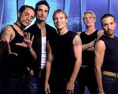 Backstreet Boys (Brian Littrell and AJ McLean) Backstreet Boys, Backstreet's Back, Nick Carter, Thing 1, Boy Photos, Teaching Music, World Music, Awkward Moments, 90s Kids