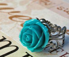 Rose ring.