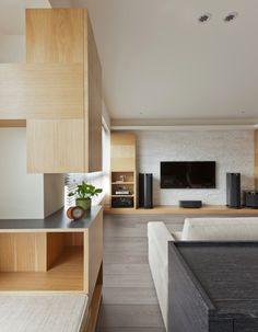 Natural modern decor living room 6