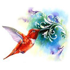 BIRDS...(bright colors)...5...open - Polyvore