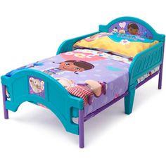 doc mcstuffins bedroom | Doc McStuffins Caring Twin size 4-piece ...