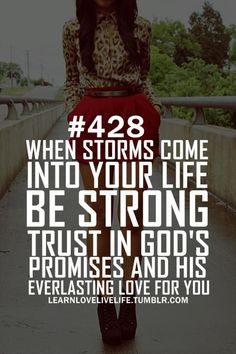 christian, quotes, and sayings, people, storm, life, strong