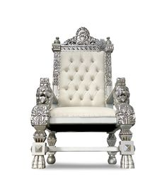 King Throne Chair, King On Throne, Palace Interior, Royal King, King Queen, Teak, Accent Chairs, Armchair, Bedroom Decor