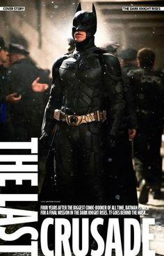 Finalmente, el último episodio de la saga de Cristopher Nolan del Caballero de la Noche llegará a nuestros cines en el próximo Julio. Esta última secuela relatará como Batman trata de cubrir los errores cometidos por Harvey Dent, y así proteger su imagen pública de los ciudadanos de la desesperanzada ciudad Gótica.