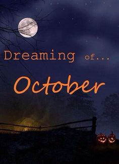 Am already tired of the heat and humidity of summer.  So ready for October and Halloween!