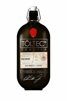 Toltec Tequila Concept on Packaging of the World - Creative Package Design Gallery