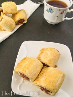 Nigerian sausage roll is a snack of seasoned sausage meat wrapped in dough. It is soft, light, flaky and golden with well-seasoned sausage meat inside. Nigerian Sausage Roll Recipe, Well Seasoned, Sausage Rolls, Pizza Dough, Cornbread, Snacks, Cooking, Ethnic Recipes, Food