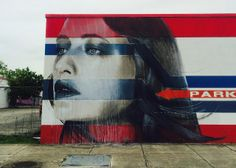 Second Street Art Mural By Rone For Miami Art Basel 2013 In Wynwood. 1
