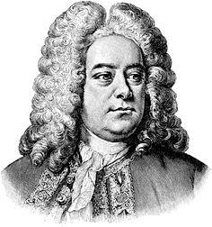 George Frideric Handel, composer
